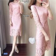 Dress gisele salem-dress selie