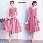 Dress esmeralda dusty