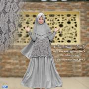 Rafania Kids Grey-syari raffa kids
