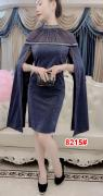 Dress import 8215 navy