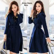 Dress gisela navy