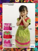 Dress katun balen kids-dress shely