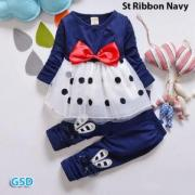 St ribbon navy