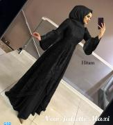 New julietta maxi hitam