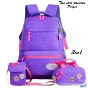 Tas star princes 3in1 purple