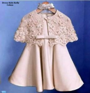 Dress kids kelly coksu