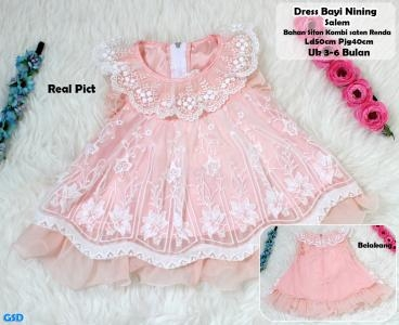 Dress Bayi nining salem