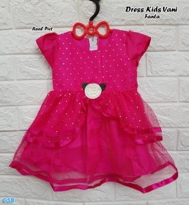 Dress kids vani fanta