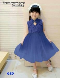 Dress Sunny navy
