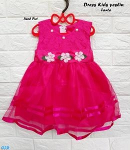 Dress kids yeslin fanta