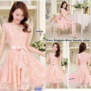 Dress anggun-dress beauty salem