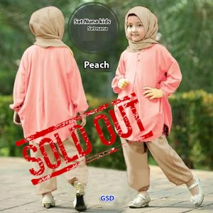 Set nuna kids PEACH-set nana